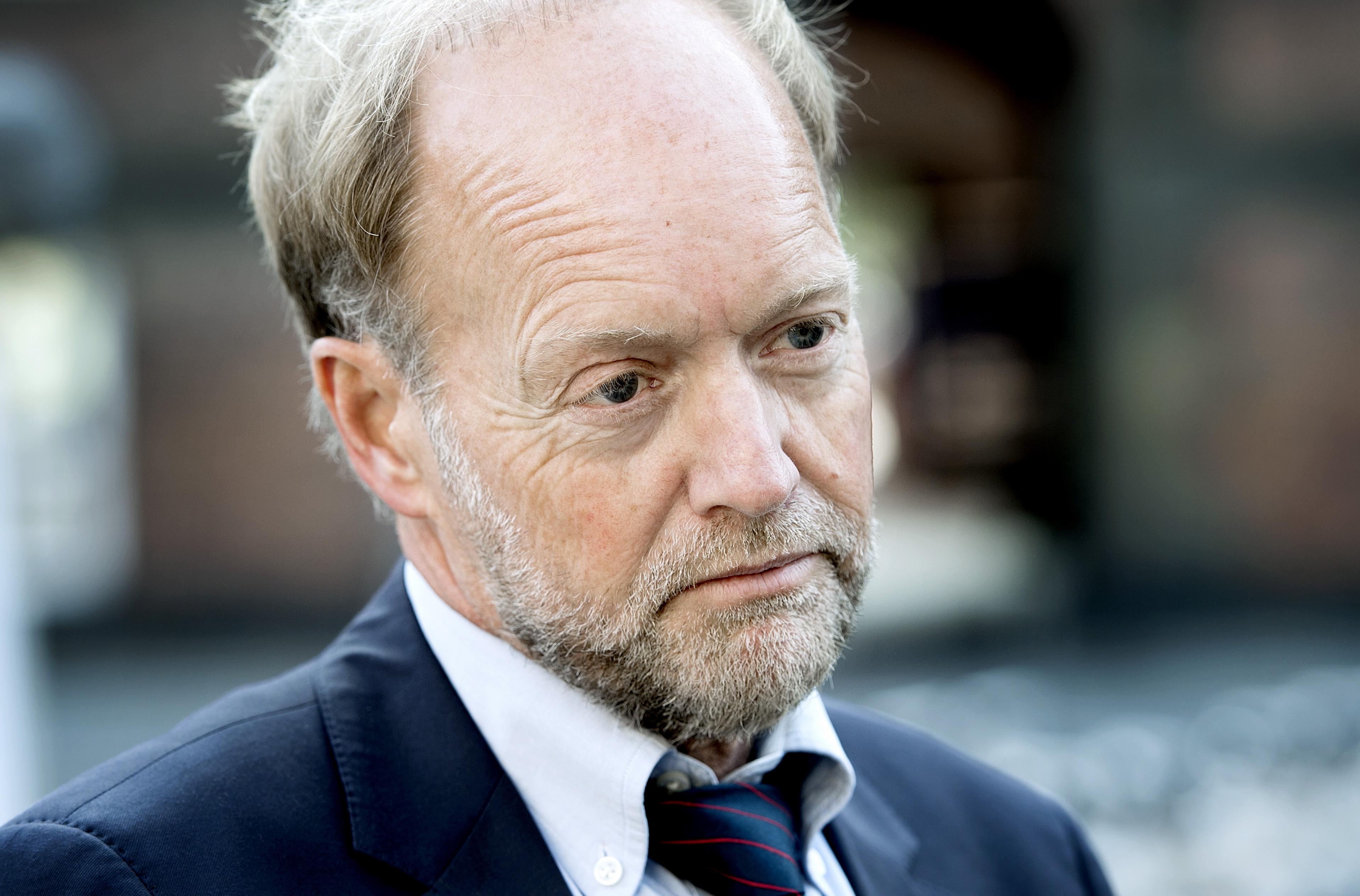 Mikael Sjöberg, landsdommer og formand for Dommerforeningen. Foto: Keld Navntoft/Ritzau Scanpix