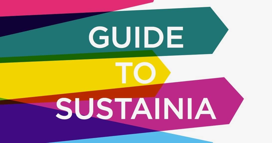 Guide to Sustainia 2013