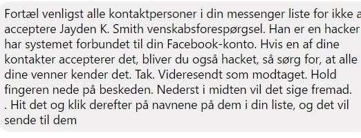 Nej, Jayden K. Smith er ikke hacker