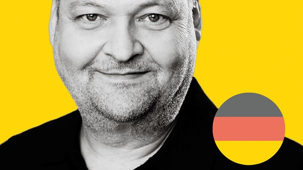"""Puma-chef: """"Danmark har altid været småt i mit verdensbillede"""""""