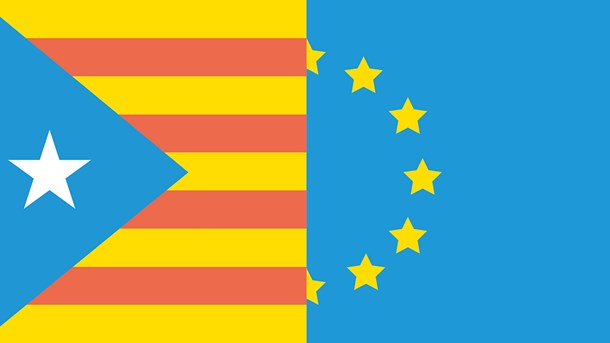 Catalonien er en afgørende test for EU