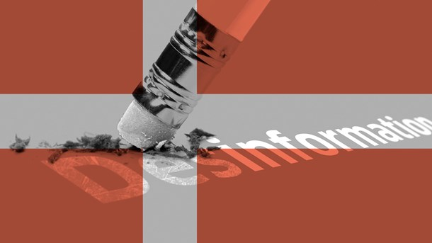 Fake news er ikke problem i Danmark – men misinformation er