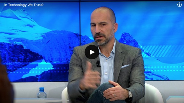 VIDEO: Greatest hits fra Davos