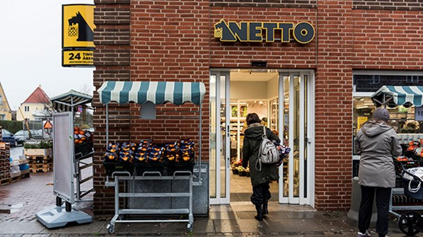 Netto misbruges i falsk e-mail konkurrence