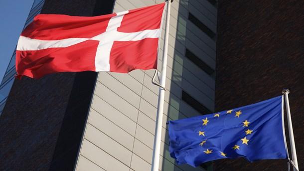 Nu rykker danskerne sammen om EU