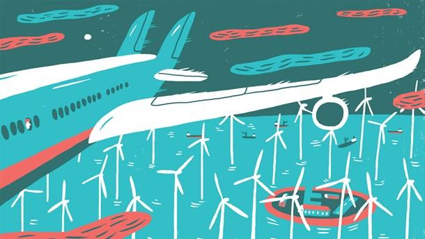 Essay: Et nyt Danmark på vind og brint
